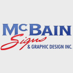McBain Signs & Graphic Design Inc.